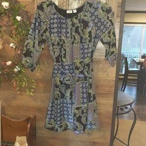 Cute design midi dress
